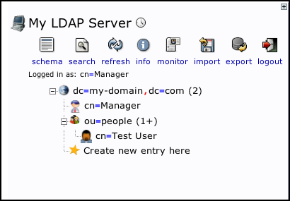 Using OpenLDAP and phpLDAPadmin - Powered by Kayako Help Desk Software