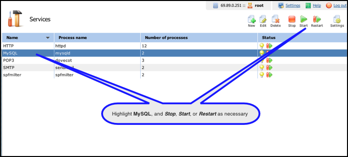 how to change database name in mysql command line