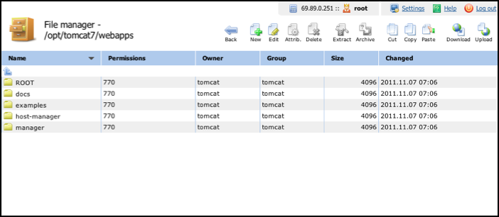 Tomcat Application Deployment with the Apache Web Server - Powered