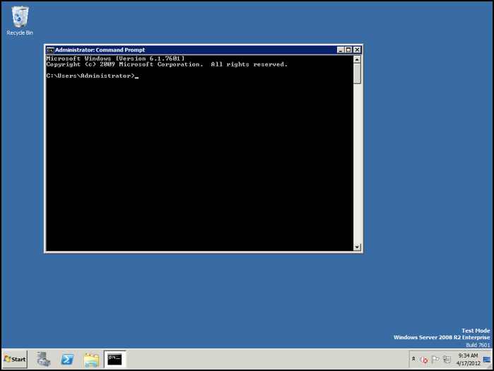 how to make user administrator from command prompt