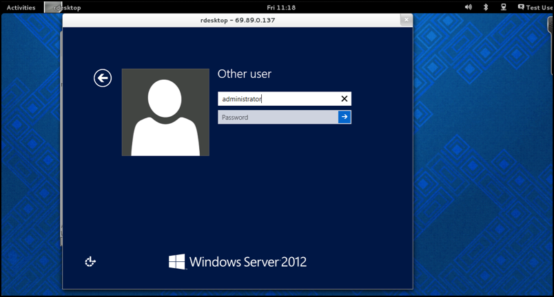 Windows Server 2012 - Connecting to your Windows Server using Remote